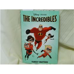 DISNEY - THE INCREDIBLES - FAMILY MATTERS