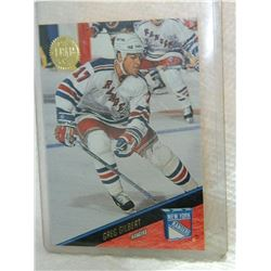 HOCKEY CARD - GREG GILBERT - #348