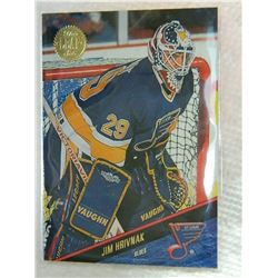 HOCKEY CARD - JIM HRIVNAK - #312