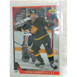 HOCKEY CARD - JOSE CHARBONNEAU - #503