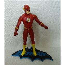 HUSH ACTION FIGURE WITH BATMAN STAND - FLASH