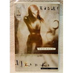 KABUKI (1997) #1/2 - 2001 - IN BAG WITH BOARD