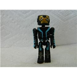 LEGO MINI FIGURE - BLACK & BLUE