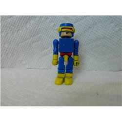 LEGO MINI FIGURE - BLUE & YELLOW