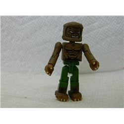 LEGO MINI FIGURE - GREEN & BROWN