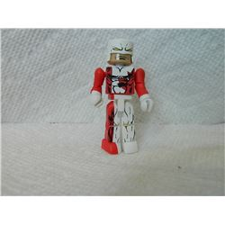LEGO MINI FIGURE - RED & WHITE