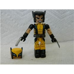 LEGO MINI FIGURE - WOLVERINE - WITH EXTRA HAIR