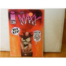 MAXX 12 DEC 1994 - NEAR MINT - WITH SLEEVE & BOARD