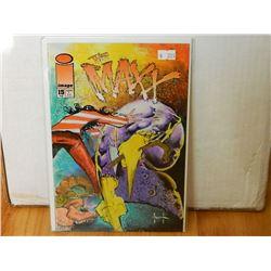 MAXX 15 FEB 1995 - NEAR MINT- WITH SLEEVE & BOARD