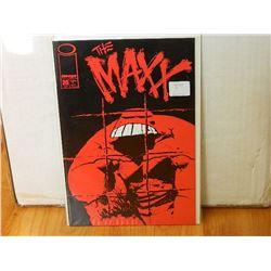 MAXX 20 NOV 1995 - NEAR MINT - WITH SLEEVE & BOARD