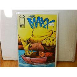 MAXX 24 MAY 1996 - NEAR MINT - WITH SLEEVE & BOARD