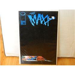 MAXX 30 JUNE 1997 - NEAR MINT - WITH SLEEVE & BOARD