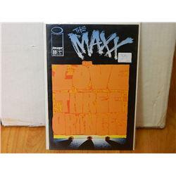 MAXX 33 OCT 1997 - NEAR MINT - WITH SLEEVE & BOARD