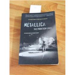 METALLICA - THE MONSTER LIVES - HOE BERLINGER W/ GREG MILNER - 2004