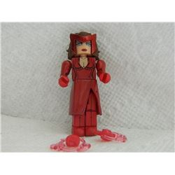 MINI FIGURE - RED - WITH EXTRA HANDS
