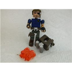 MINI FIGURE - WITH JET PACK & FLAME