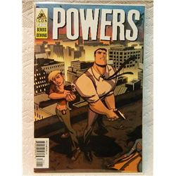 POWERS #1 2004 - REALLY GOOD CONDITION - IN BAG WITH BOARD