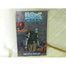 RED 5 COMICS - ATOMIC ROBO - FREE COMIC BOOK DAY