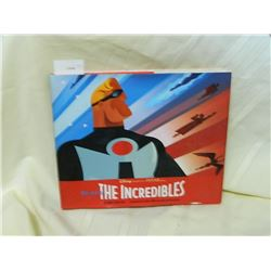 THE ART OF THE INCREDIBLES - 2004 REALLY GOOD CONDITION