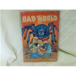 "WARREN ELLIS ""BAD WORLD"" - AVATOR - #3A"