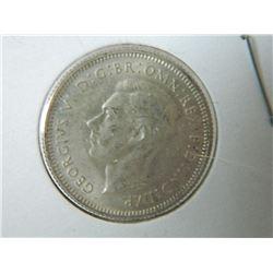 COIN - AUSTRALIA - SHILLING - 1938
