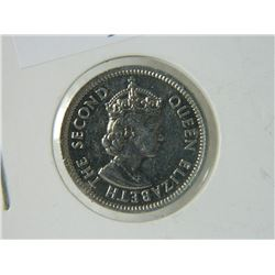COIN - BELIZE - 5 CENTS - 2009