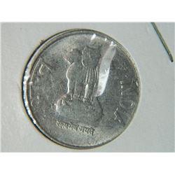 COIN - INDIA - 2 RUPEE - 1911