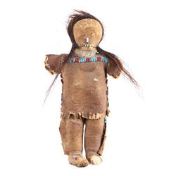 Sioux Beaded Doll 19th C. from Historic Estate