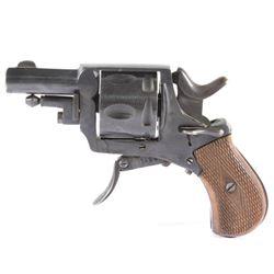 J.G. Anschutz Folding Trigger 320 Bulldog Revolver