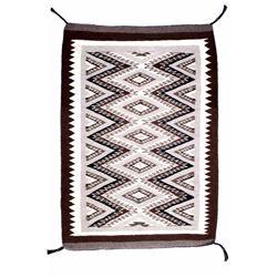 Navajo Bistie FINE Hand Woven Wool Rug