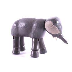 Schoenhut Humpty Dumpty Circus Elephant 1903-1935