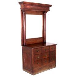 Brunswick Balke Collender Mercantile Style Cabinet