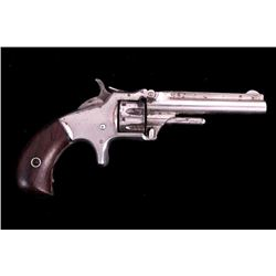 Smith & Wesson Model No.1 Third Issue Revolver