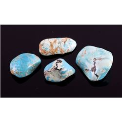 164ct. Cripple Creek Turquoise Nugget Collection