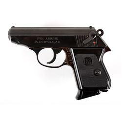 Iver Johnson TP .22 Semi Automatic Pistol