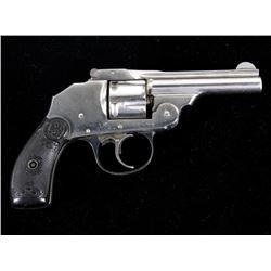 Iver Johnson Safety Automatic Hammerless Revolver