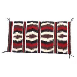 Early Navajo Gallup Wool Trade Rug