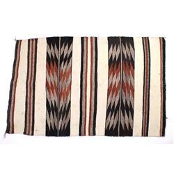 Navajo Chinle Banded Woven Wool Rug