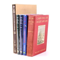 Jack O'Connor Hunting Book Collection
