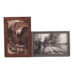 Original R.H. McKay Photographs Missoula Montana
