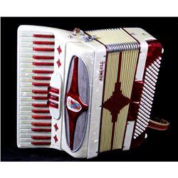 Acmette Italian Piano Accordian