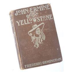 John Ermine of the Yellowstone- Frederic Remington