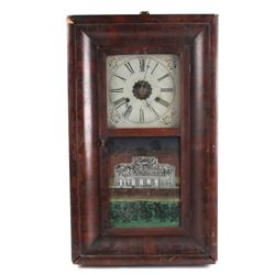 Early E.N. Welch Mantel Ogee 30 Hour Clock