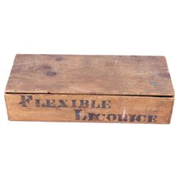 Empire Flexible Licorice Display Crate