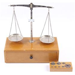 Jewelers Balance Scales West Germany