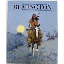 Softback Book: Frederic Remington The Masterworks