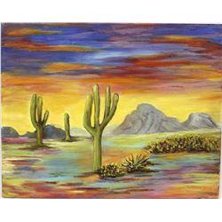 Original Oil Painting by Savarese