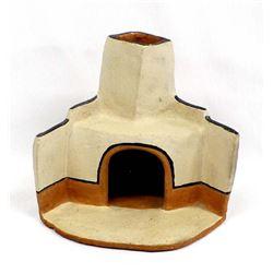 Vintage Cochiti Pueblo Pottery Horno Oven