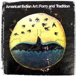 American Indian Art: Form and Tradition, Book