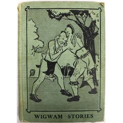 Wigwam Stories by Edward W. & Marguerite P. Dolch